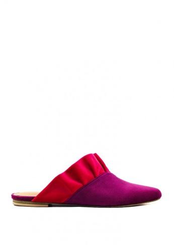 M&G purple Chapelle Flats by M&G 19048SHC5D457AGS_1