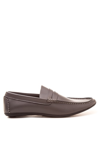 H2Ocean grey Naham Loafers H2527SH53MTIPH_1