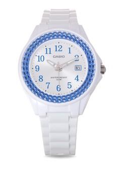 Analog Watch LX-500H-2BVDF-WHITE