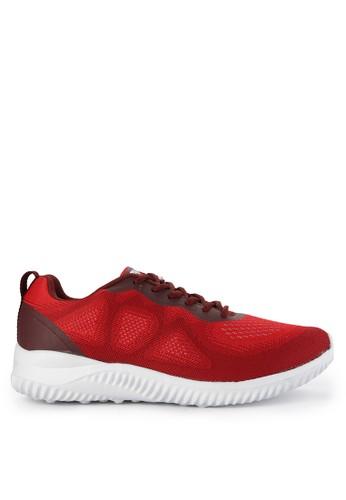 Homyped red Raptor Sepatu Pria 14559SHC8277E4GS_1