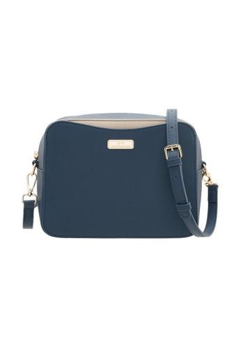 Valentino Creations blue Valentino Creations Valeria Sling Bag DBFE3AC9724C5BGS_1