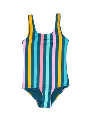 Shiwi multi Girls Sunkissed Swimsuit 022B2KA0D59557GS_1