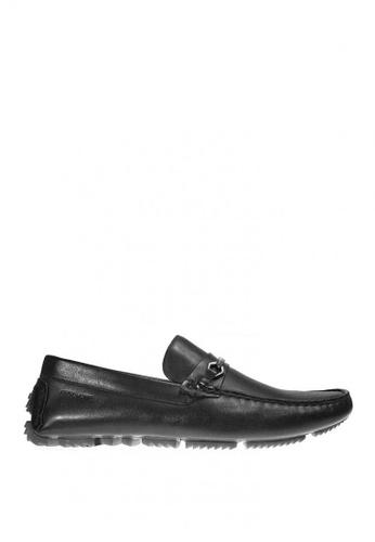 Sebago black Scott Bit Loafers Shoes 8C60FSH804D7A6GS_1