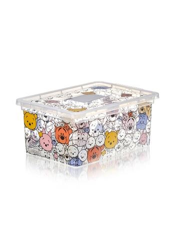 HOUZE HOUZE - Pooh and Friends - 4L Tsum Tsum Click Box (Disney) B626FHL122BBD1GS_1