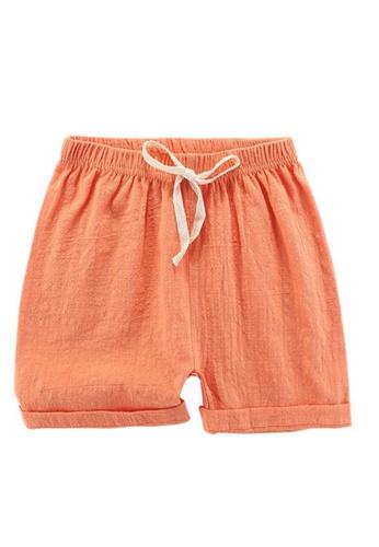 RAISING LITTLE orange Mard Shorts BF5B0KAD06D598GS_1