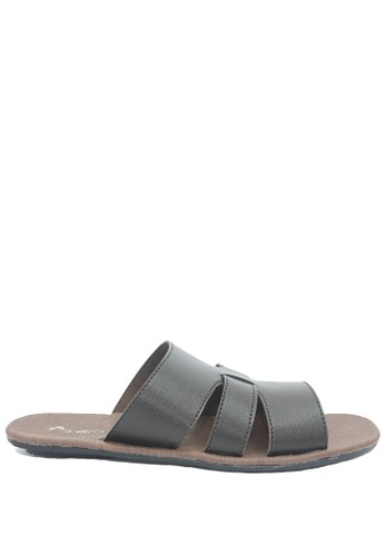 Dr. Kevin brown Dr. Kevin Men Sandals 17228 - Brown F2865SH3D04533GS_1