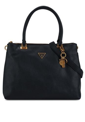 GUESS black Destiny Society Shopper Bag 56E4DACBD9C4C4GS_1