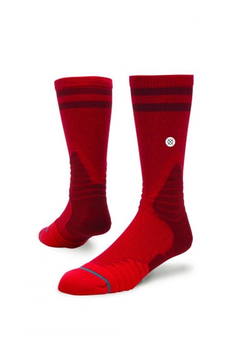 STANCE red Gameday ST179AC0K9ULPH_1