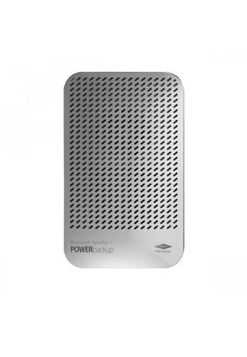 Latest Gadget silver Bluetooth Speaker With 5000mAh Powerbank A2C2FACDEE019FGS_1