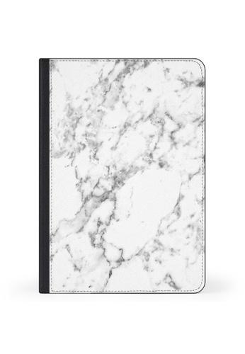"Casetify white iPad Pro 12.9"" Folio Case - White Marble A071AAC14E53C2GS_1"