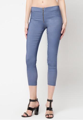 Raspberry blue Juliana Long Pants RA572AA17VEKID_1