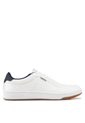 Jack & Jones white Wradley Sneakers BE9A7SH72012FCGS_1
