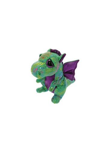 TY TY - Beanie Boos Cinder Dragon - M - Boneka naga bermata belo E870CTH51C6C1FGS_1