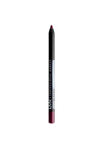 NYX Professional Makeup red NYX Professional Makeup Faux Blacks Eyeliner - BURNT SIENNA 53EA7BE9D0D675GS_1