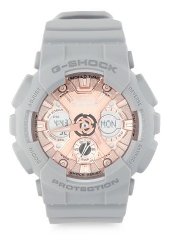 G-shock grey Female Analog Watches GMA-S120MF-8ADR 97623ACDF6063DGS_1