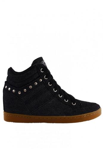 World Balance black Chandra L Sneakers 5FCEASHC8D8EAEGS_1