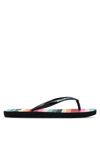 Billabong multi Dama Open Flip Flops 26E61SH8BD4EC5GS_1