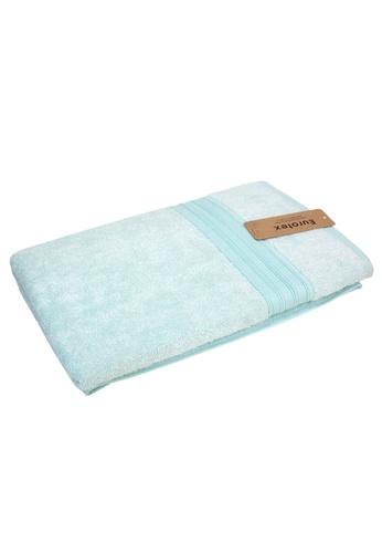 Eurotex Eurotex 100% Bamboo Bath Towel, Mint (Size 140 x 70cm) 55D47HLAE729C2GS_1