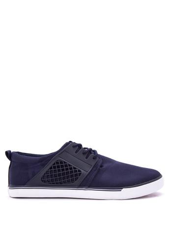 H2Ocean blue Caelius Sneakers H2527SH0J08HPH_1