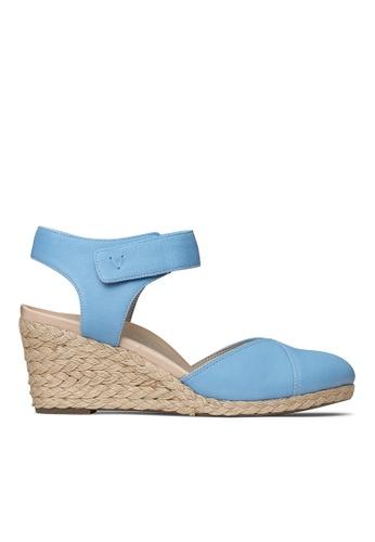Vionic blue Loika Wedge AACE2SH77C92D4GS_1