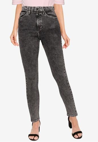 TOPSHOP black Black Acid Jamie Jeans BAF08AA439B1F0GS_1