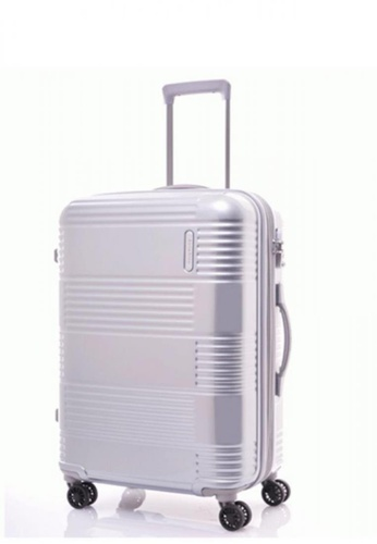 Samsonite silver Samsonite Mazon Spinner 66/24 Exp SA186AC73BEOSG_1