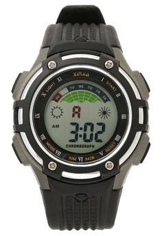 Unisex Quartz Digital Watch