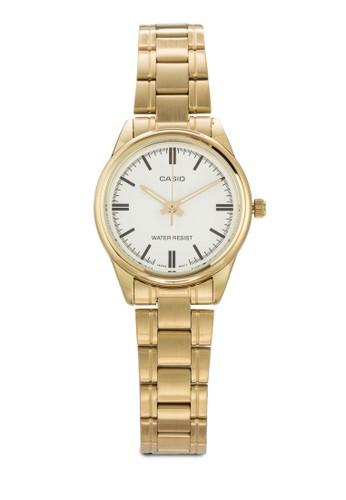 LTP-V0esprit outlet05G-7AUDF 三指針不銹鋼女錶, 錶類, 飾品配件