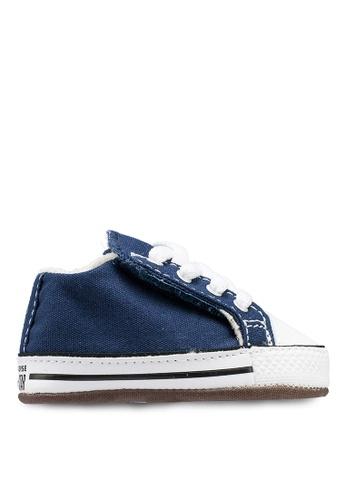 Converse navy Chuck Taylor Converse All Star Mid Sneakers DE329KSA82A50DGS_1
