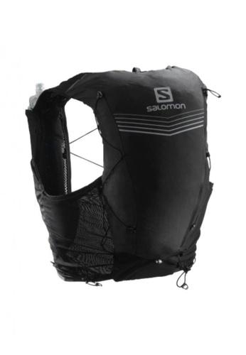 Salomon black Salomon Unisex Trail Running Adv Skin 12 Set Black - 12L AB0ACACEE13428GS_1