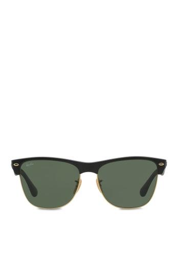 Ray-Ban Clubmaster Oversized RB4175 Sunglasses RA370GL44SDZSG_1