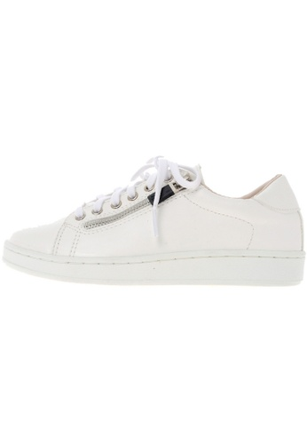 Maxstar 6 Holes Synthetic Leather Zipper Classic Fashion Sneakers US Women Size MA168SH64DILHK_1