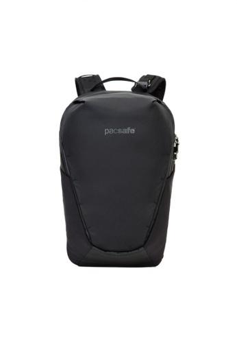 Pacsafe black Pacsafe Venturesafe X18 Anti-Theft Backpack (Black) E98B4ACA72DC8BGS_1