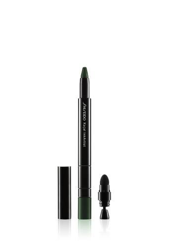 Shiseido green Shiseido Makeup Kajal InkArtist,06 Birodo Green 50BA7BE9F51AAEGS_1