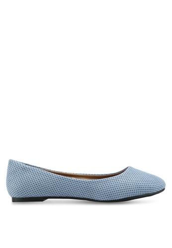 Rubi blue Britt Ballet Flats 38CA4SH3867C09GS_1