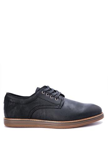 Mendrez black Gabriel Formal Shoes ME992SH0KFLJPH_1