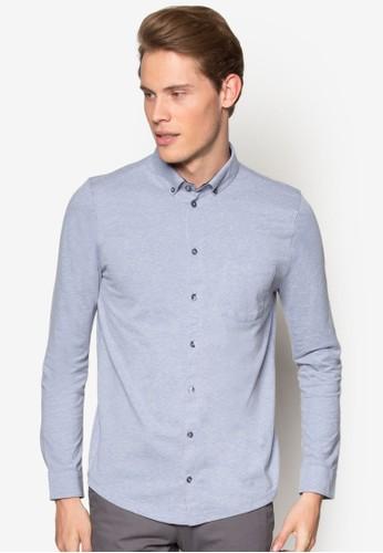 棉質長袖襯衫esprit 澳門, 服飾, 襯衫
