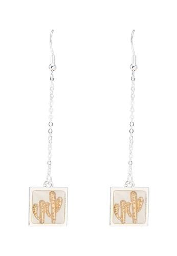 Saturation multi Lost In Desert Drop Earrings 99DC2ACED16DA0GS_1