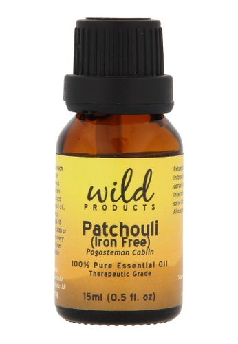 Wild Products Patchouli (Pogostemon Cablin) - 15ml 54BAFBE3709864GS_1