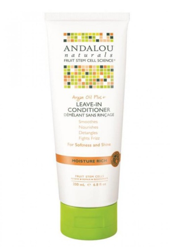 Andalou Naturals Argan Oil Plus+ Leave-In Conditioner AN136BE42OYNSG_1