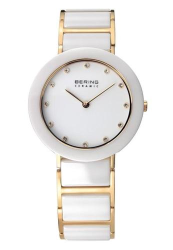 Bering gold Ceramic 11429-751 White 29 mm Women's Watch 6729FAC5F05252GS_1