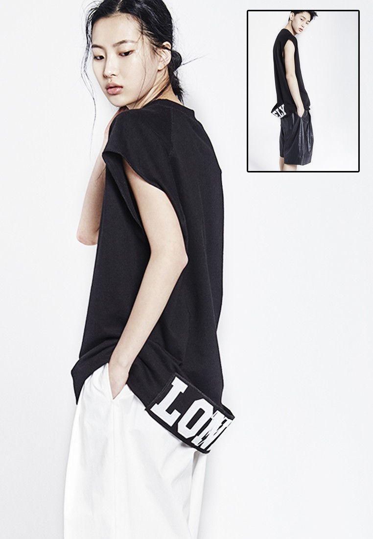LONELY/LOVELY Sleeveless Top
