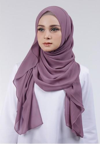 Cantik Kerudung purple Adela Instant E7E0AAA360C1BDGS_1