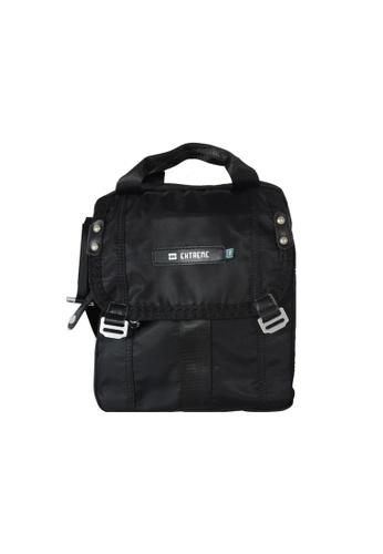 EXTREME black Extreme Tactical Sling Bag Lightweight Nylon Crossbody Black iPad 2 1A9A3AC3B7CA09GS_1