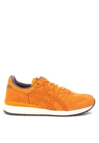Onitsuka Tiger orange Tiger Alliance Sneakers 0CCCASH7D116E7GS_1