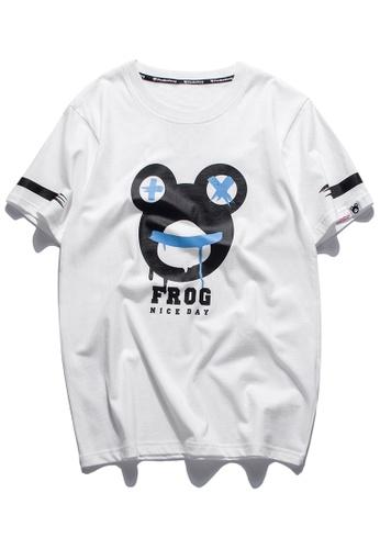 HAPPY FRIDAYS Trend Printed Short T-Shirts RS1130 38BA1AA3B96241GS_1