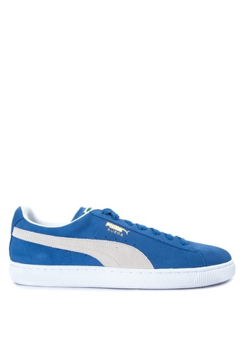 plus de photos 16d28 7879d Suede Classic+ Sneakers