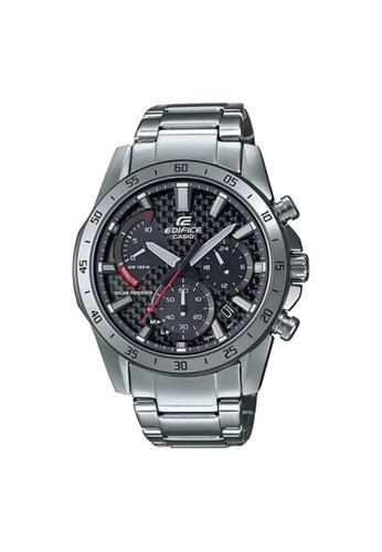 Casio silver CASIO EDIFICE EQS-930D-1AVUDF MEN'S WATCH 62FDDAC025AE99GS_1