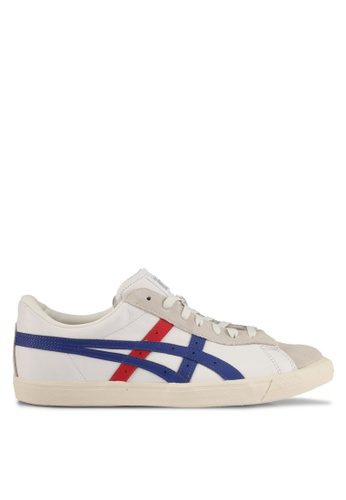 Onitsuka Tiger white Fabre BL-S Shoes ON067SH0SVVJMY_1