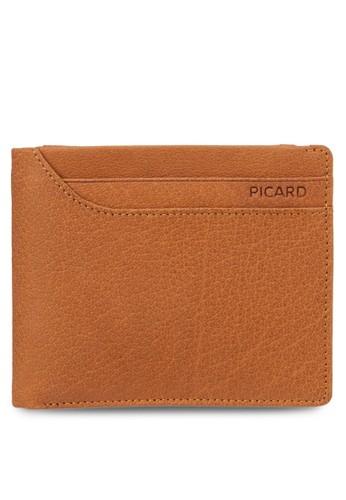 時尚對折esprit tsim sha tsui零錢皮夾, 飾品配件, 皮革
